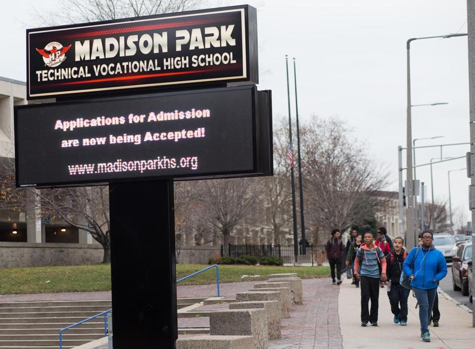 Things You Need To Know About Madison Park Technical Vocational High School, USA